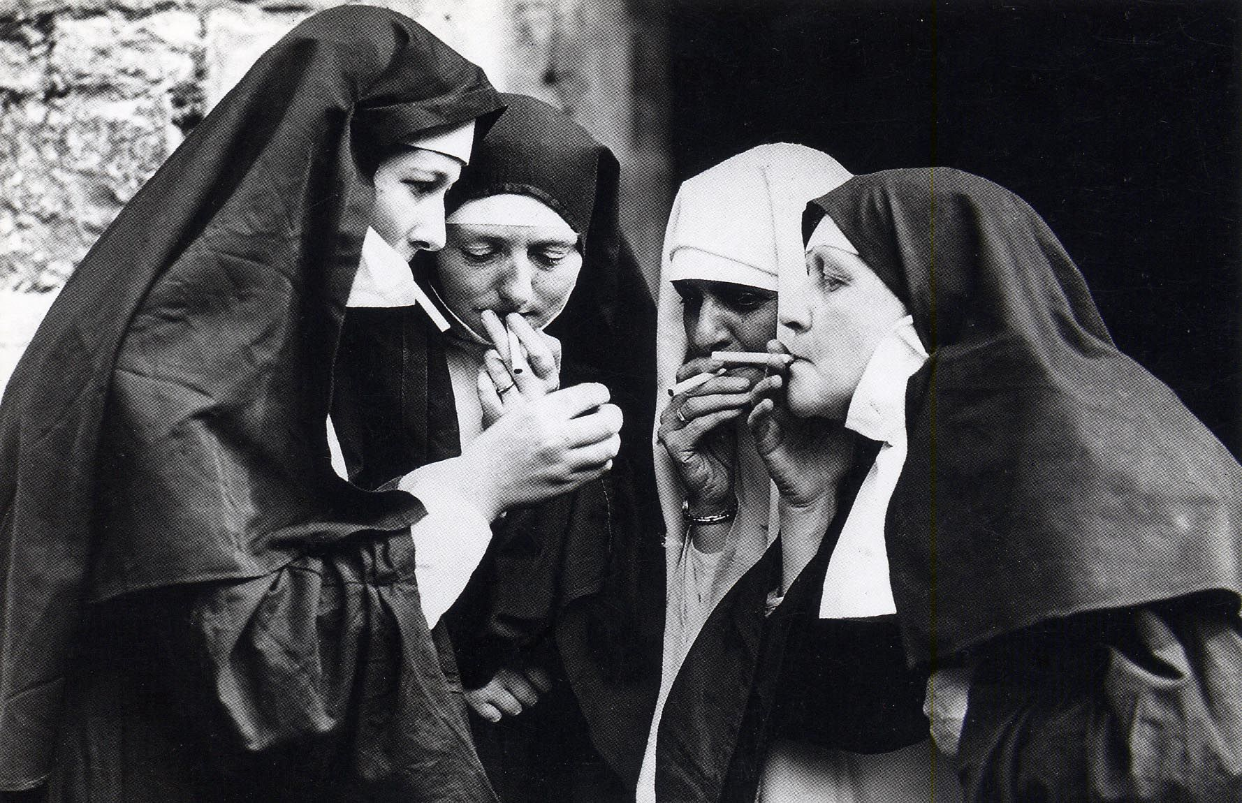 Фото монашек во грехе 3 фотография