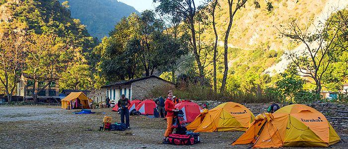 Приглашаю в Непал на восхождение