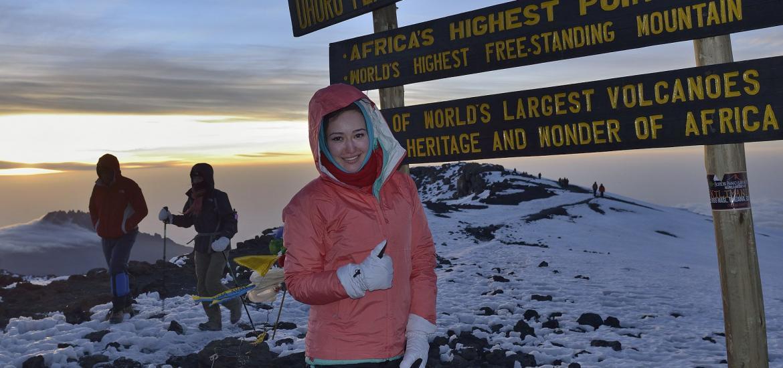 тур-восхождение на Килиманджаро, тур-приключение в Африке, маршрут Лемошо и, далее, через Западный Пролом