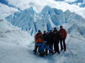 Группен фото, тур в Патагонию