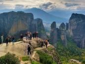 Семейный тур в Метеоры, Греция