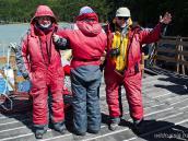К плаванию на Зодиаке готов! Тур в Патагонию
