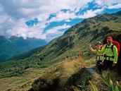 тур в Новую Зеландию, треккинг в горах Гумбольдта
