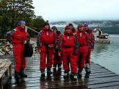 Коммандос, тур в Патагонию