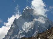 вершина Васуки Парбат (6790 м), траверс Ганготри - Бадринатх