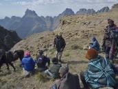 Аборигены Лесото