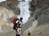 путь к Нандавану (4600 м), траверс Ганготри - Бадринадх