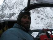 вылет с озера Арватал (3950 м), Ганготри - Бадринадх