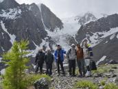Поход в Алтайские горы