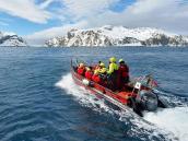 Круиз по Антарктике, к новым открытиям