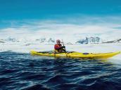 Круиз по Антарктике, каякинг