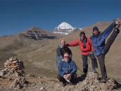 тур в Тибет, кора вокруг Кайласа, акклиматизация в Дарчене