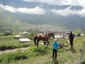 активный отдых в грузии