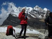 Восхождение на Мера, Непал, жажда жизни:-)