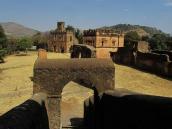 Тур в Эфиопию, Гондар.