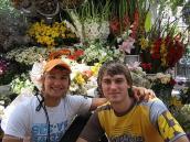 Фото из тура в Аргентину в 2006 году. Мендоза - райский уголок