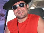 Фото из тура в Аргентину в 2006 году. Плохой парень с Кровавой Горы