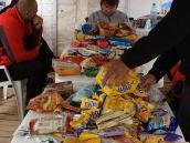 Фото из тура в Аргентину в 2012 году. Сборы продуктов в БЛ Архентина, Аконкагуа