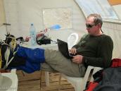 Фото из тура в Аргентину в 2012 году. Отдых реальных бизнесменов на высоте 4200 метров
