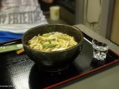 Фото из тура в Японию в 2012 году. Это знаменитая гречишная лапша, очень популярная не только в Каназаве, но и на всем острове.