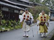 тур в Японию, удивительная встреча в Йосино