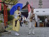 путешествие в Японию, монахи - горные аскеты