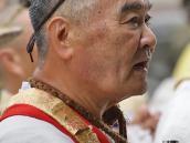 Портрет японского монаха