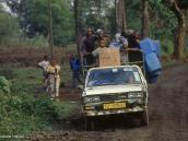 """Фото из тура в Танзанию в 2004 году. """"Маршрутное такси"""""""