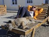 """Фото из тура в Патагонию в 2012 году. """"Сны о чем-то Большем!.."""", Рута Кварента, Патагония."""