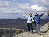 Фото из тура в Патагонию в 2012 году. Суровый край Патагонии... Это для особых романтиков...