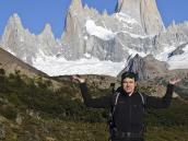 Фото из тура в Патагонию в 2012 году. Это Фицрой, брат!