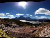 Фото из тура в Патагонию в 2012 году. Еще одна проба от айфон фотографии. Не плохо, да?