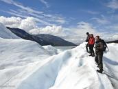 Фото из тура в Патагонию в 2012 году. Невероятное сочетание воды, льда и голубого неба.