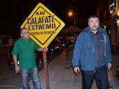 Фото из тура в Патагонию в 2012 году. В Эль Калафате всегда хватает экстрима!