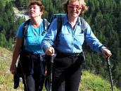 Начинаем бодро наш поход по Швейцарским Альпам! Треккинг-тур в Швейцарию.