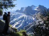 Фото из тура в Швейцарию в 2004 году. На пути в Шампэ.