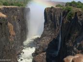"""Фото рафтинга по Замбези в 2008 году. """"Гремящий дым"""""""