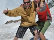 Фото из тура в Швейцарию в 2010 году. Как прошла поездка? - Вот так! :) Швейцария.