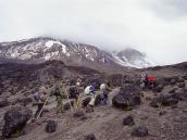 Трек к Лавовой Башне (4750 м)