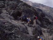 Тропа по стене Барранко -  лестница на небеса