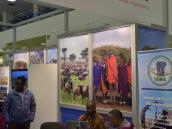 Национальный стенд Танзании