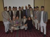 Коллективное фото наших коллег из Непала