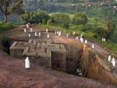 Лалибела - шедевр Эфиопии