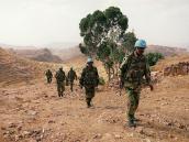 История Эфиопии. Войска ООН.
