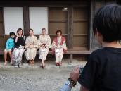тур в Японию, Ширакава-го, посещение горячих источников