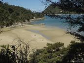 заповедные пляжи тропы Абеля Тасмана