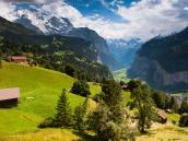 Тур в Швецарию: По Валлийской Долине из Сьона в Церматт