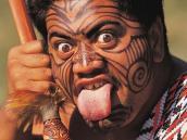 тур в Новую Зеландию, представитель племени Маори