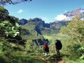 Реюньон: поход в горы пешком
