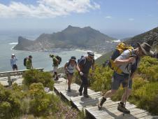 Треккинг по Капскому полуострову от Кейптауна до мыса Доброй Надежды